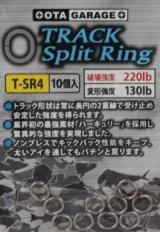 OGM トラックスプリットリング T-SR4 (10個入り)